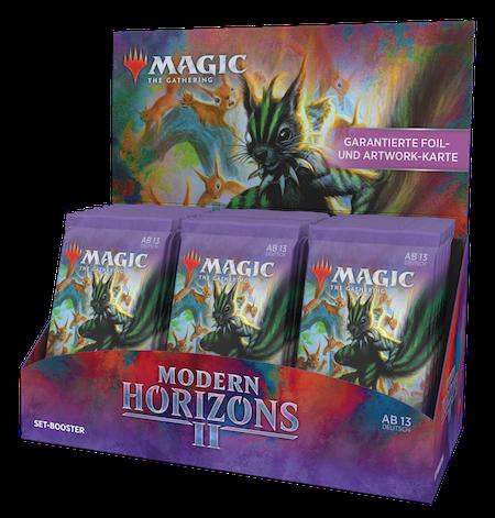 Modern: Horizonte 2 Set Booster Box