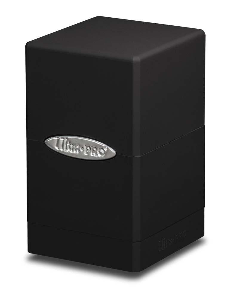 Ultra Pro Satin Tower (Black)