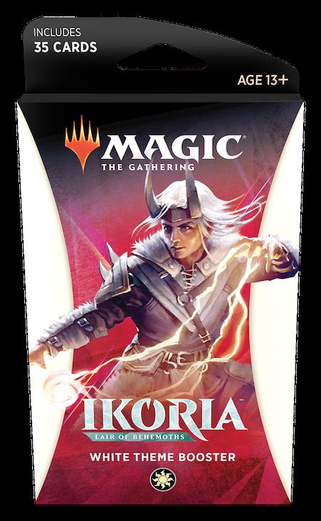 Ikoria: Lair of Behemoths Theme Booster (White)