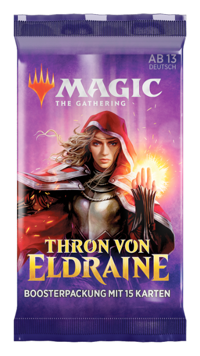 Thron von Eldraine Booster