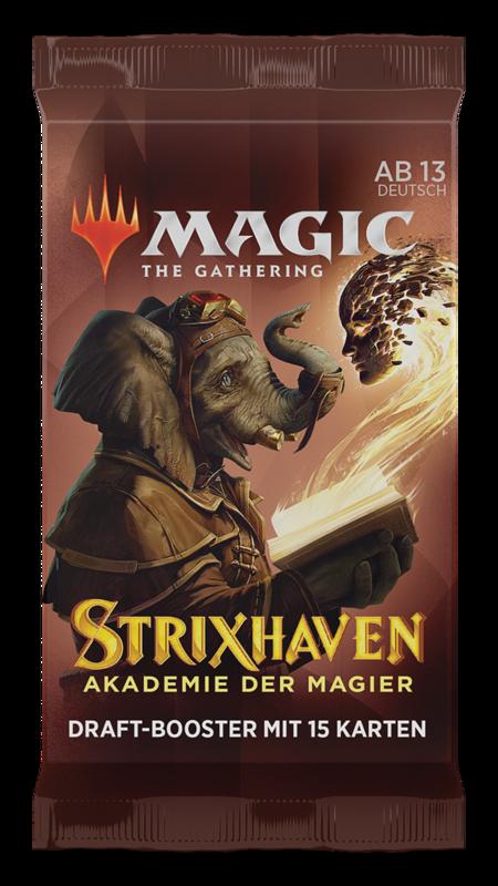 Strixhaven: Akademie der Magier Draft Booster