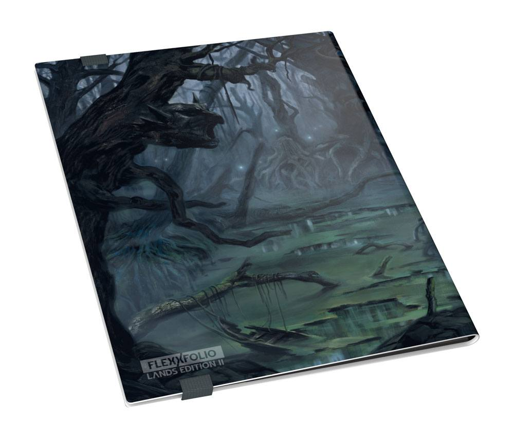 Lands Edition II: Flexxfolio Swamp 9-Pocket Binder