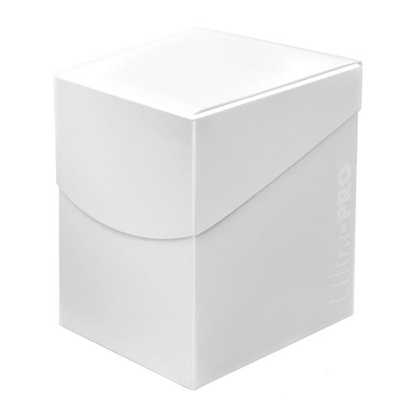 Ultra-Pro Eclipse Pro-100+ Deck Box (Arctic White)