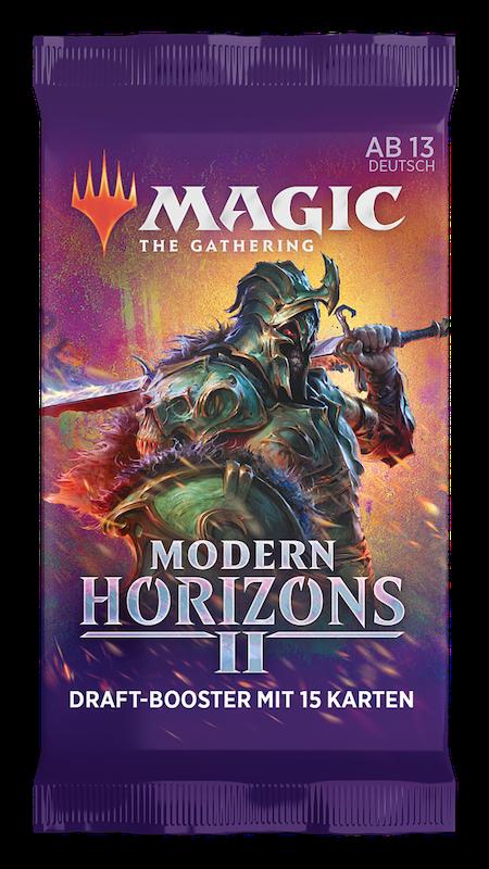 Modern: Horizonte 2 Draft Booster