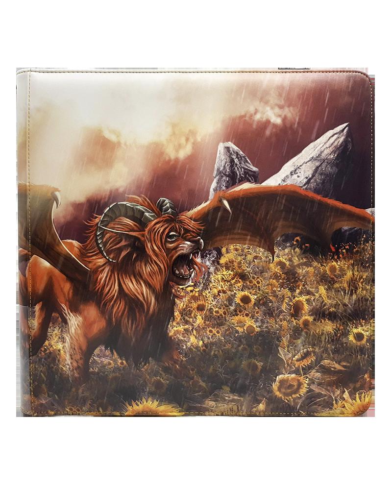 """Dragon Shield: """"Dyrkottr Adult"""" Card Codex Binder"""