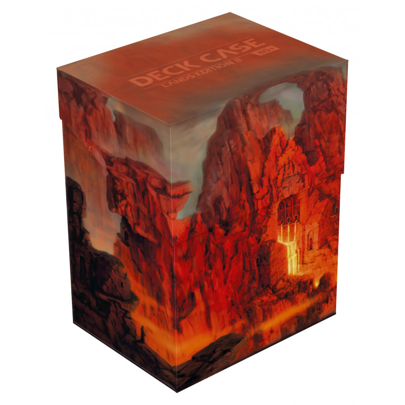 Lands Edition II: Mountain Deck Case