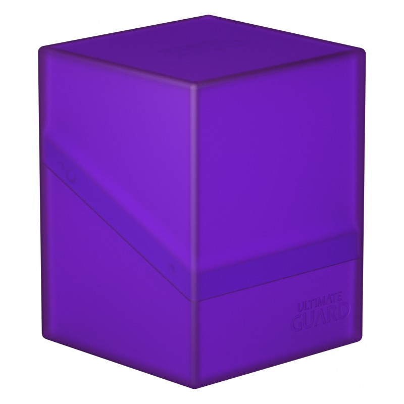 Ultimate Guard Boulder Deck Case 100+ (Amethyst)