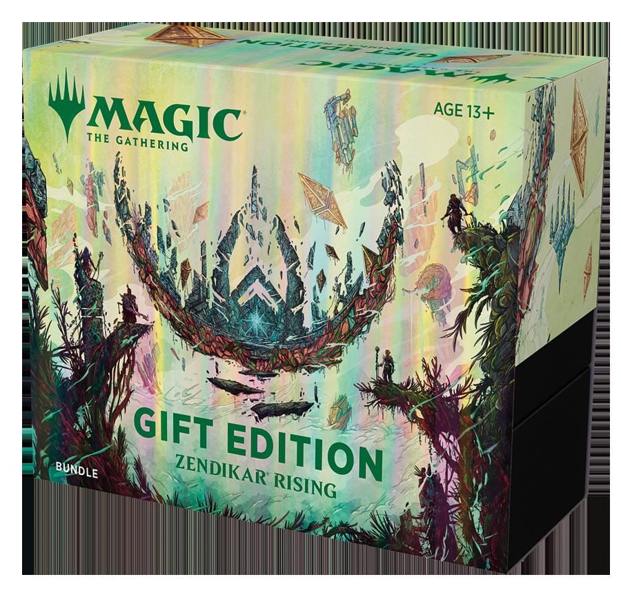 Zendikar Rising Holiday Gift Fat Pack Bundle