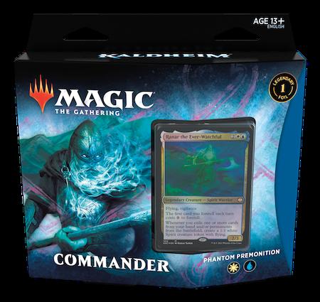 "Commander: Kaldheim: ""Phantom Premonition"" Deck"