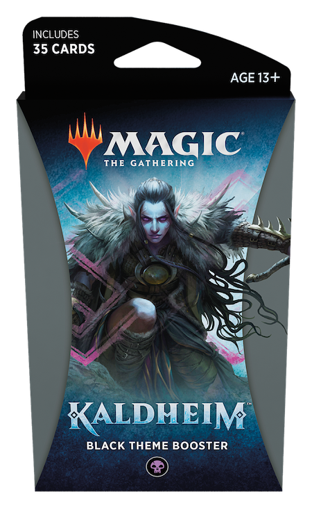 Kaldheim Theme Booster (Black)