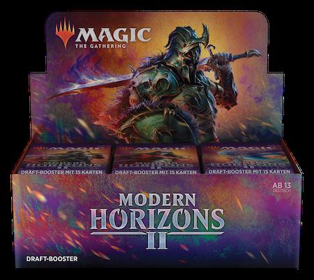 Modern: Horizonte 2 Draft Booster Box