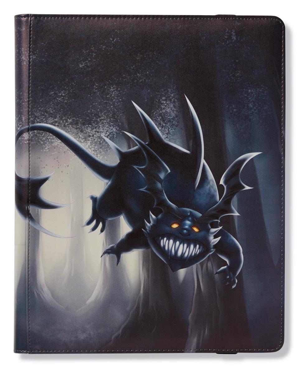 """Dragon Shield: """"Wanderer"""" Black 9-Pocket Binder"""