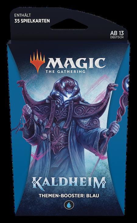Kaldheim Theme Booster (Blau)