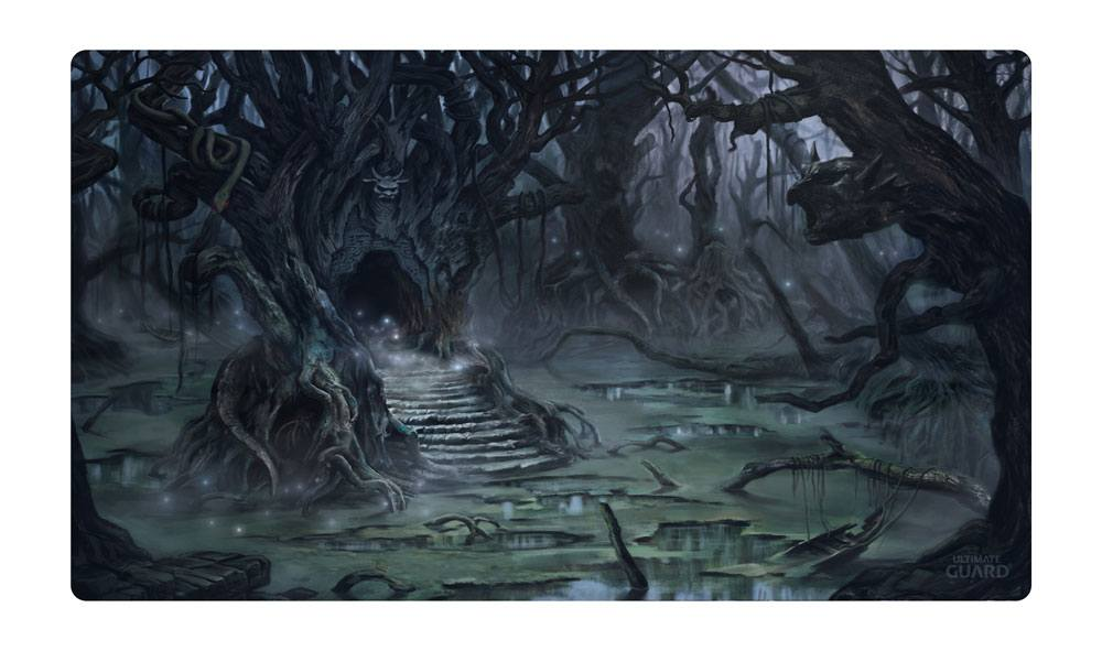 Lands Edition II: Swamp Playmat