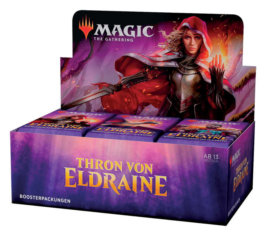 Thron von Eldraine Booster Box