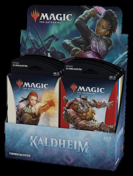Kaldheim Theme Booster Box