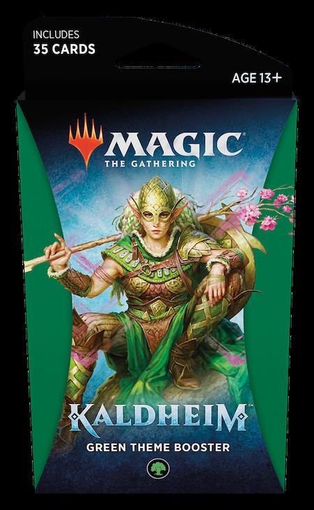 Kaldheim Theme Booster (Green)