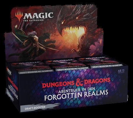 Abenteuer in den Forgotten Realms Draft Booster Box