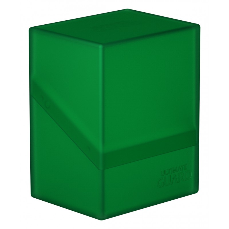Ultimate Guard Boulder Deck Case 80+ (Emerald)