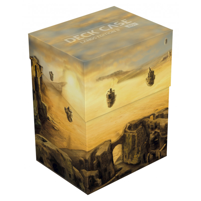 Lands Edition II: Plains Deck Case