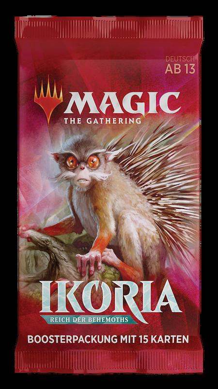 Ikoria: Reich der Behemoths Booster