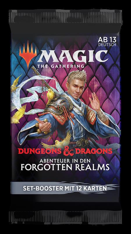 Abenteuer in den Forgotten Realms Set Booster
