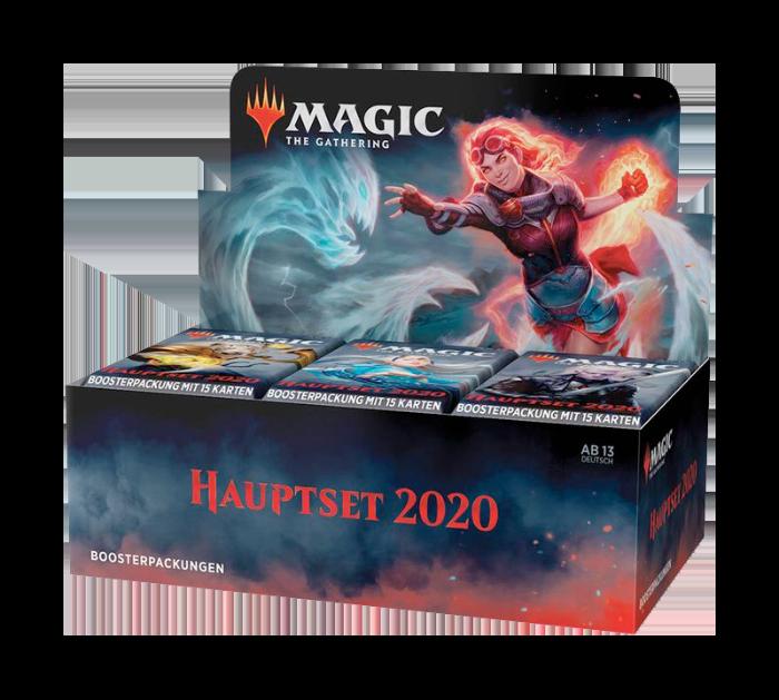 Hauptset 2020 Booster Box