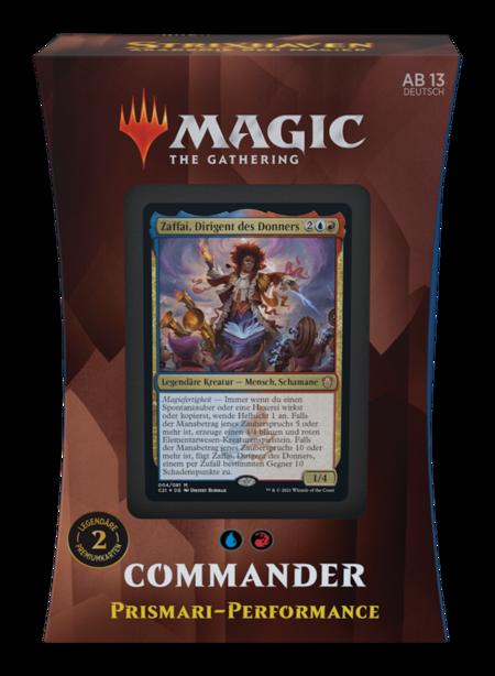 "Commander: Strixhaven: ""Prismari-Performance"" Deck"
