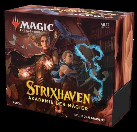 Strixhaven: Akademie der Magier Fat Pack Bundle