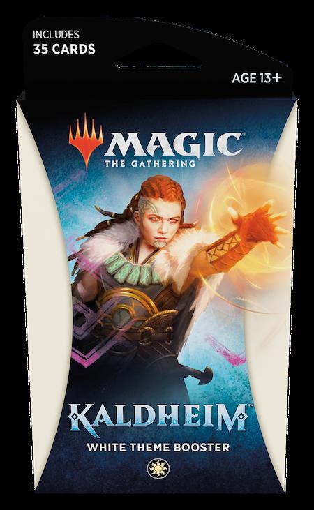 Kaldheim Theme Booster (White)