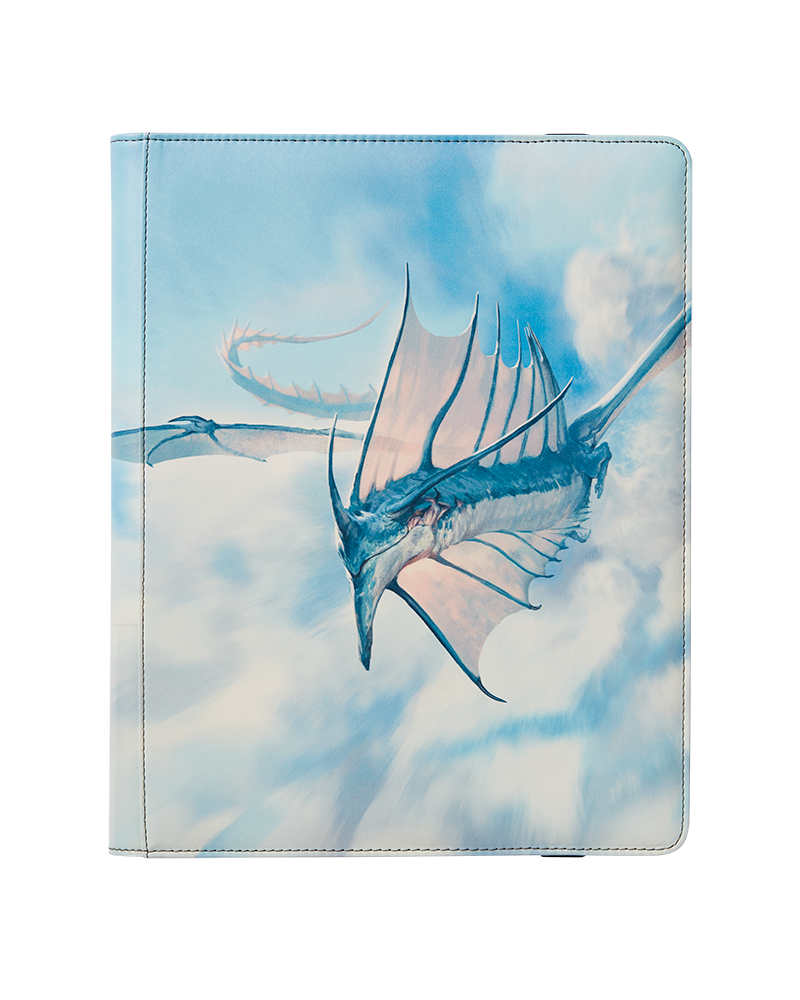 "Dragon Shield: ""Strata"" Sky Blue 9-Pocket Binder"