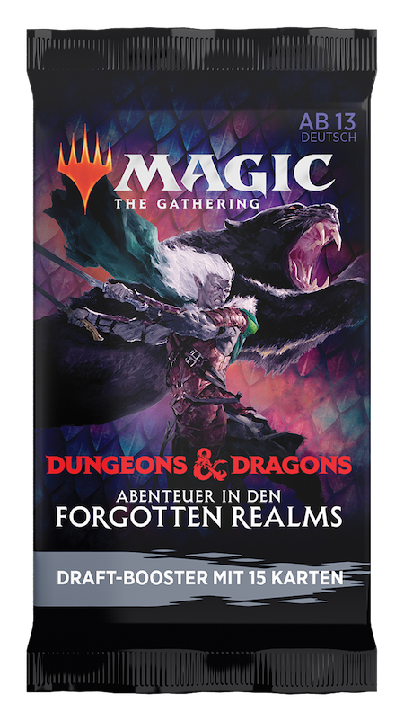 Abenteuer in den Forgotten Realms Draft Booster