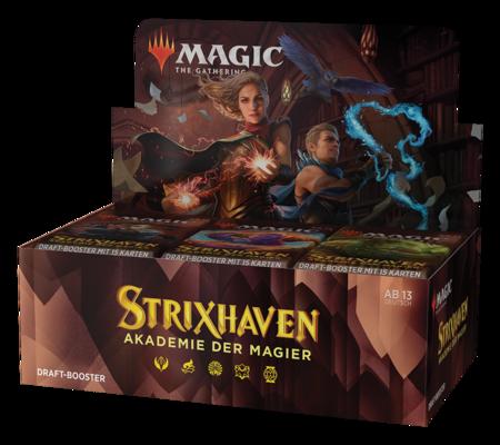Strixhaven: Akademie der Magier Draft Booster Box