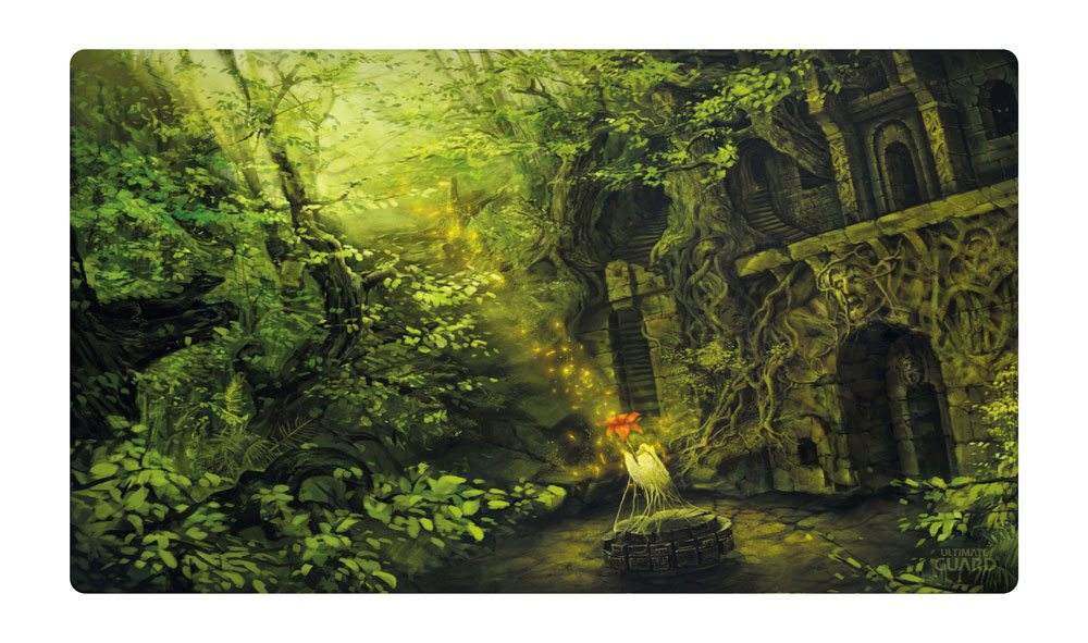Lands Edition II: Forest Playmat
