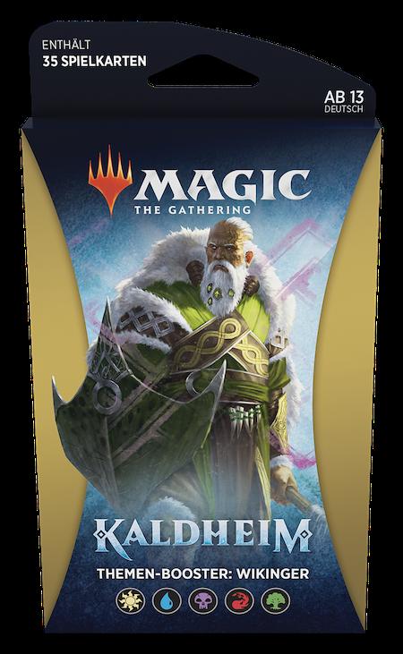 Kaldheim Theme Booster (Wikinger)