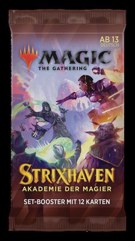 Strixhaven: Akademie der Magier Set Booster