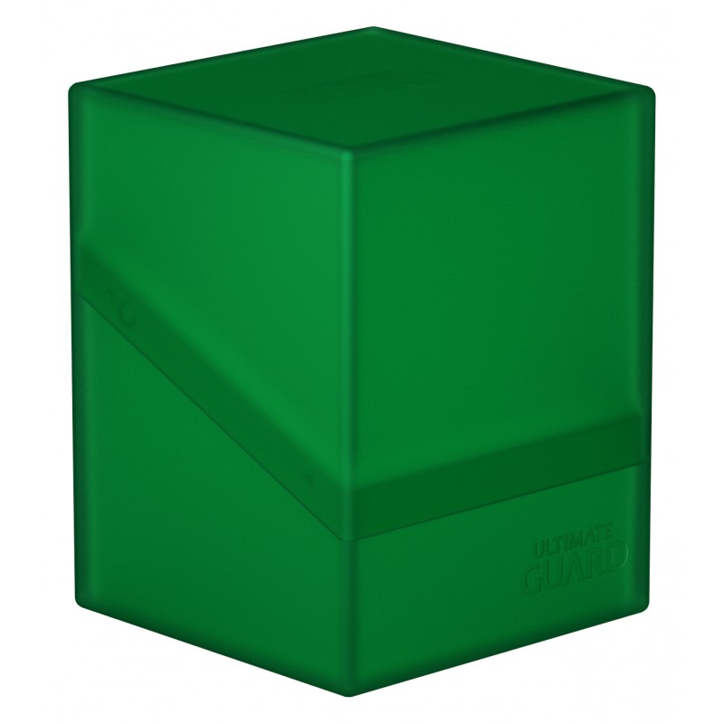 Ultimate Guard Boulder Deck Case 100+ (Emerald)