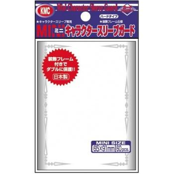 60 KMC Mini Character Sleeve Guard Sleeves