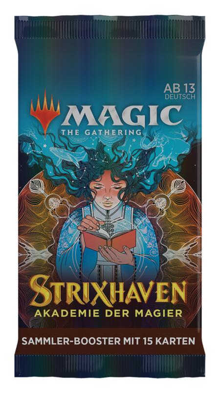 Strixhaven: Akademie der Magier Sammler Booster