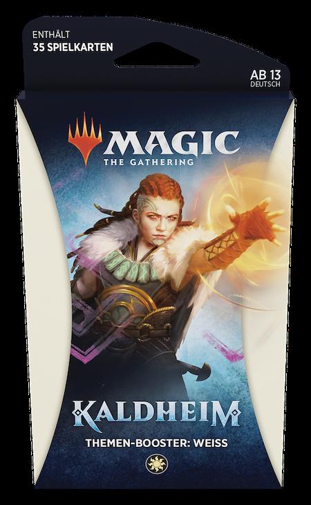 Kaldheim Theme Booster (Weiß)