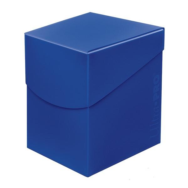 Ultra-Pro Eclipse Pro-100+ Deck Box (Pacific Blue)