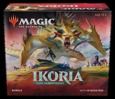 Ikoria: Lair of Behemoth Fat Pack Bundle