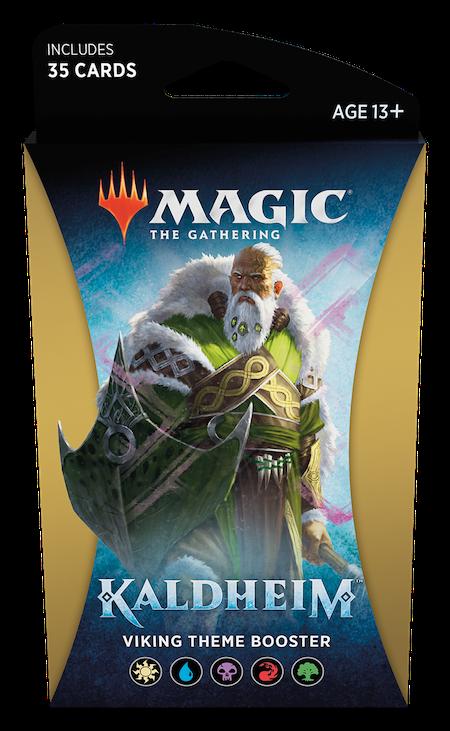 Kaldheim Theme Booster (Viking)
