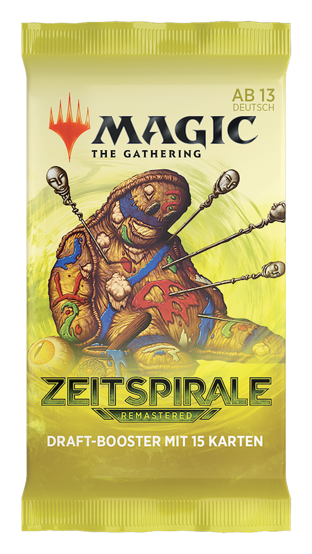 Zeitspirale Remastered Draft Booster