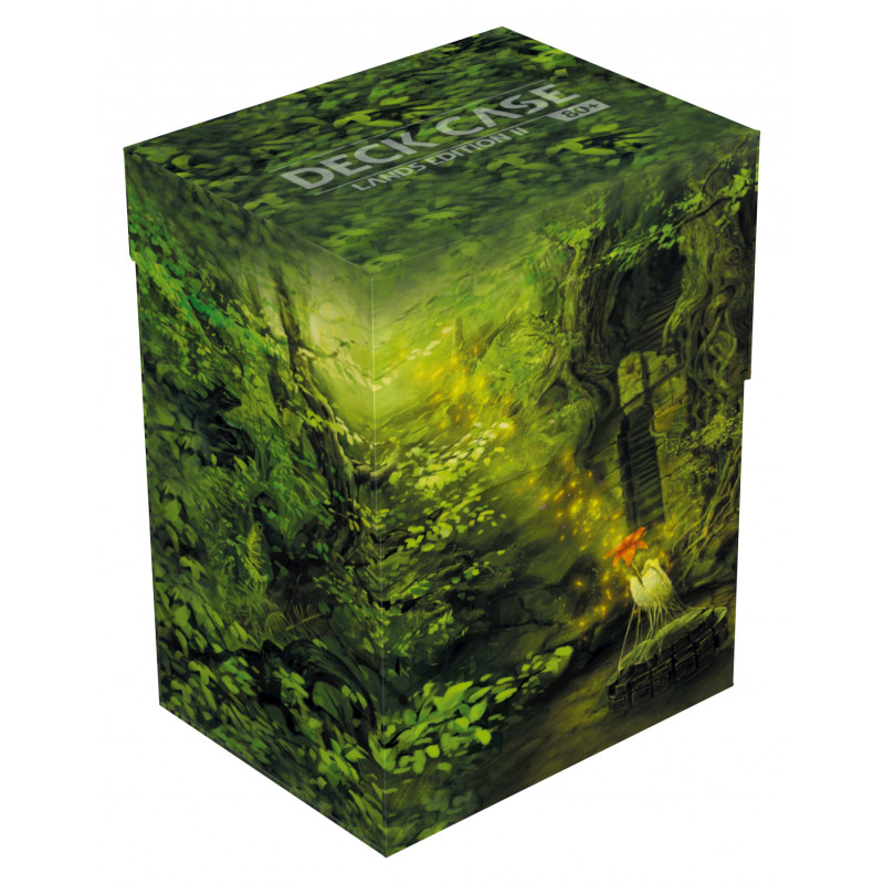 Lands Edition II: Forest Deck Case