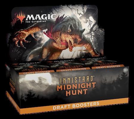 Innistrad: Midnight Hunt Draft Booster Box