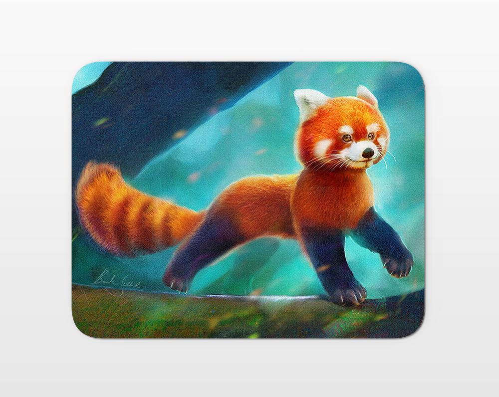 """Mousepad """"Red Panda"""""""