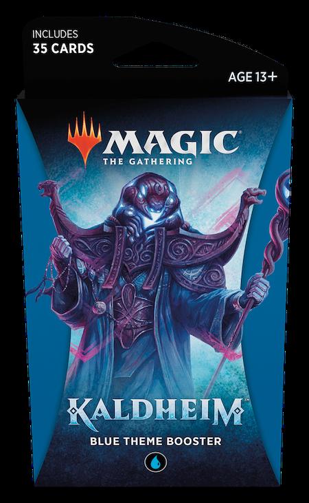 Kaldheim Theme Booster (Blue)