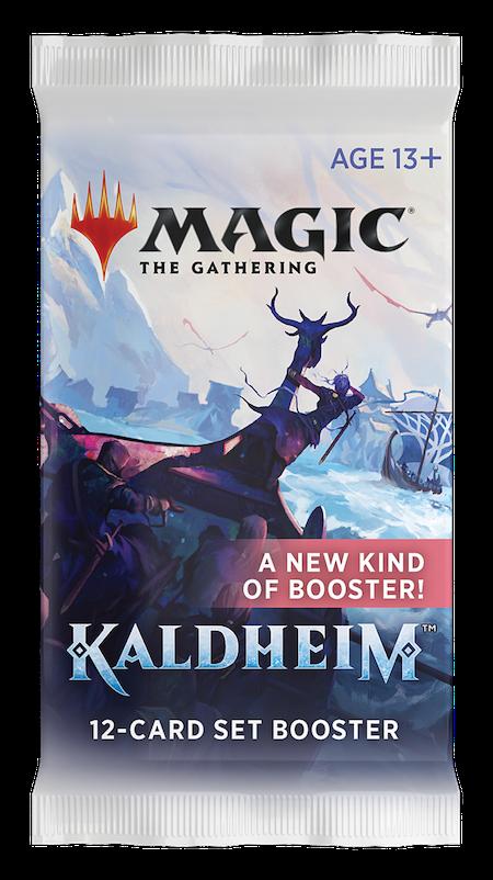 Kaldheim Set Booster