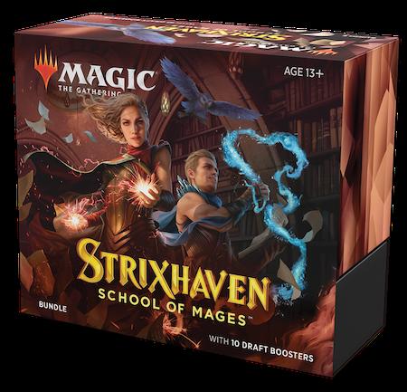 Strixhaven: School of Mages Fat Pack Bundle